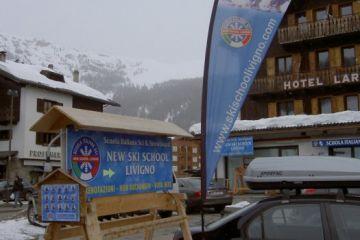 Itálie a Švýcarsko - březen 2009