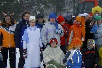 Karneval ZŠ 23.1.2009
