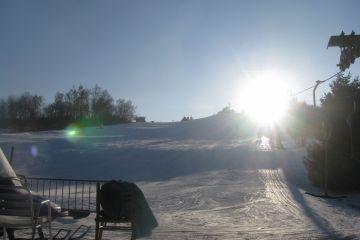 Foto z kopce