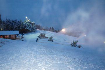 II. Zahájení zimní sezóny na Fajtově kopci