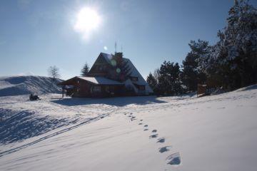 Zasněžování na zimní sezónu 2012 - 2013
