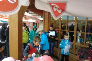 Přípravný závod X.ročníku Lyžařského poháru Vysočiny