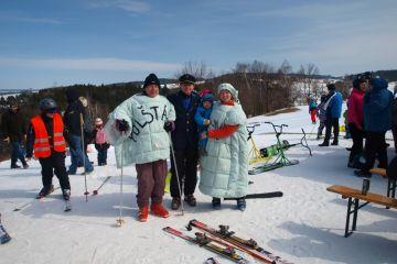 Karneval na sněhu 2013