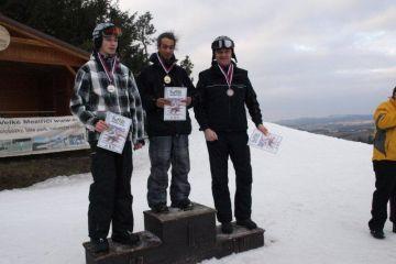 Fajťák snowboard slalom - 2. část