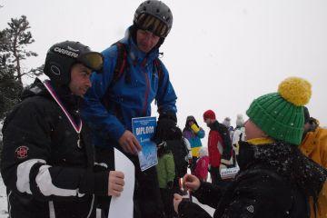 Lyžařský a snowboardový přebor škol kraje Vysočina - 1. závod