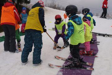 Výuka dětí z LŠ Lemur Brno