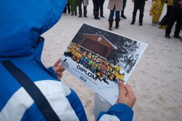 Ukončení lyžařské školy