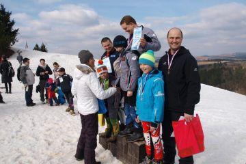 Lyžařský pohár Vysočiny 2014 -15 - Fajtův kopec