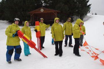 Zahájili jsme lyžařskou školu