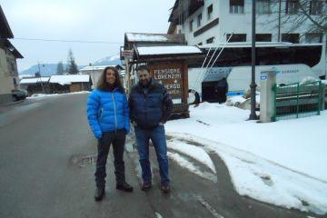 Lyžařský zájezd 2015 - italské Dolomity
