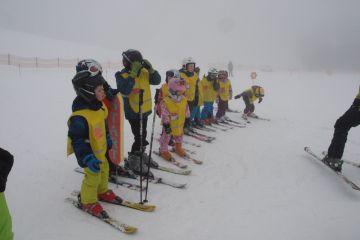 Lyžařská škola 2016