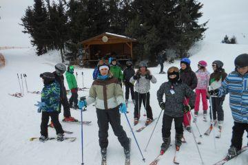 Výuka lyžování a snowboardingu
