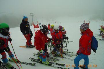 Lyžařský a snowboardový přebor škol Jihomoravského kraje