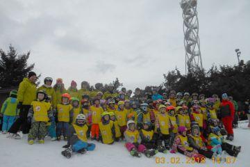 Lyžařské školy 2017/2018