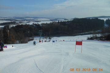 Lyžařský a snowboardový přebor škol kraje Vysočina